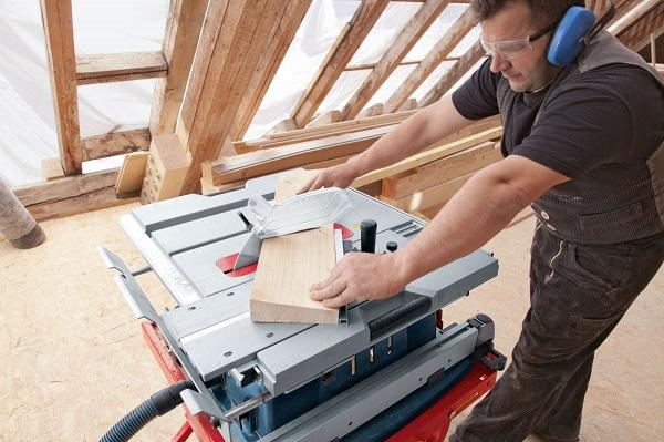 Ứng dụng trong công nghiệp gỗ