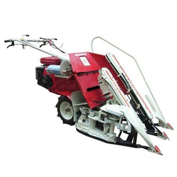 máy gặt lúa