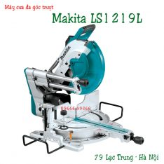 May cat sat Makita LS1219L