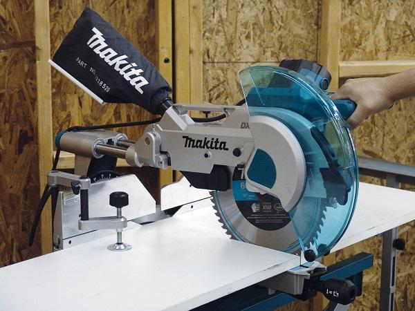 Hướng dẫn sử dụng máy cắt nhôm makita