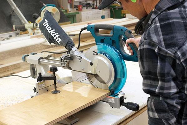 thử nghiệm cắt gỗ
