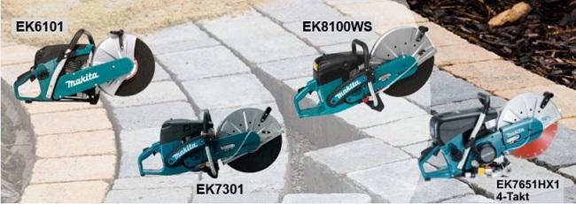Máy cắt bê tông Makita đa dạng