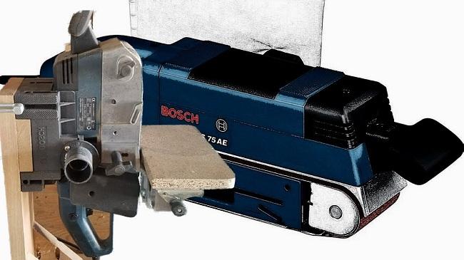 May cha nham Bosch GBS 75 A