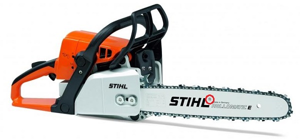 May cua xich stihl