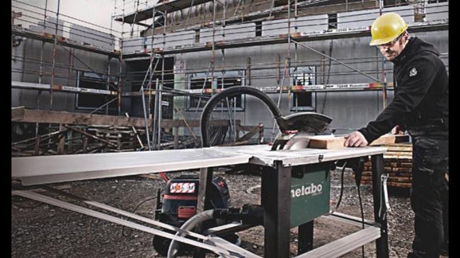 Máy cưa bàn Metabo TKHS 315C