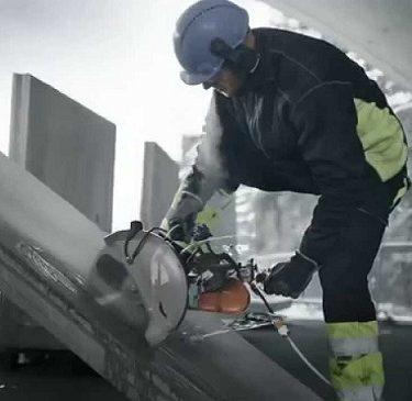 Tìm hiểu về máy cắt bê tông