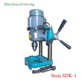 Máy khoan lỗ ống kim loại Shida SDK-1