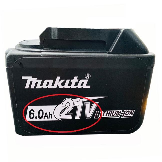 Pin may khoan Makita