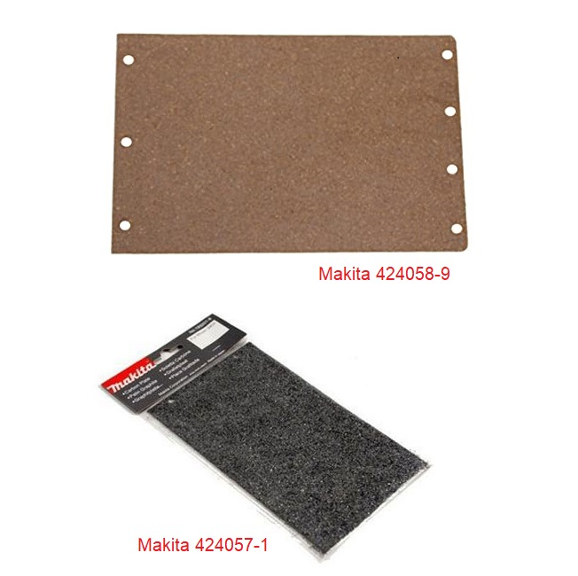 Tam carbon cha nham cho may Makita M9400B