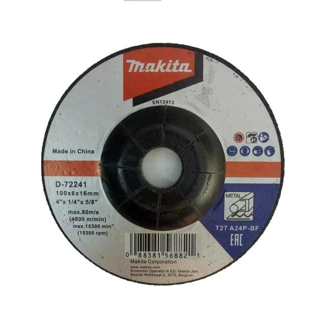 Đá mài kim loại Makita D-72241