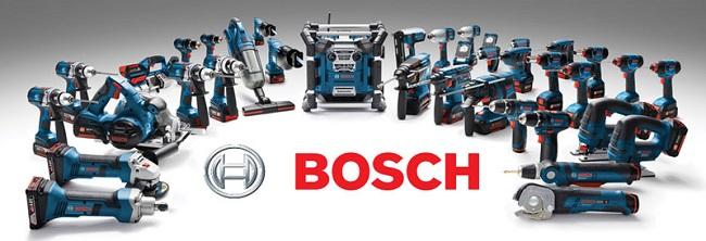 Cac thiet bi cua thuong hieu Bosch