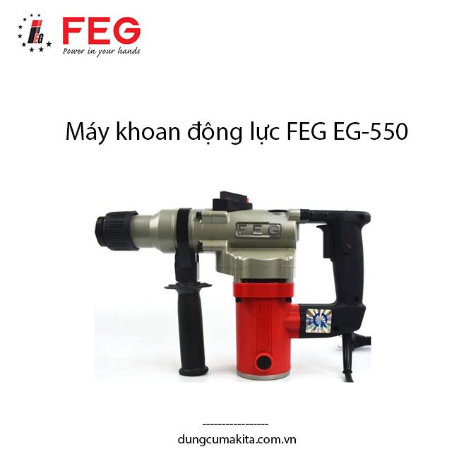EG-550 San pham cua FEg