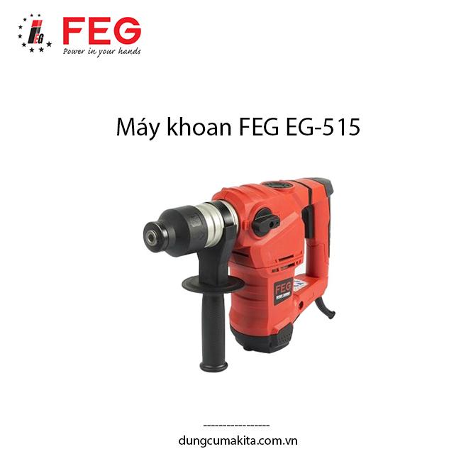 EG-560 san pham may khoan cua FEG