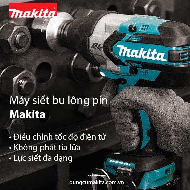 May siet bu long pin Makita