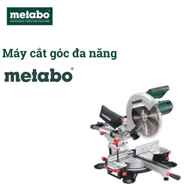 may cat goc da nang metabo